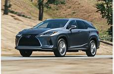 lexus rx 2020 refreshed 2020 lexus rx l all you need to u s