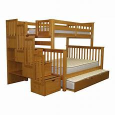 bedz king bunk bed with trundle reviews