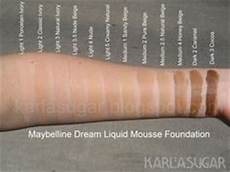Maybelline Better Skin Foundation Colour Chart 1000 Images About Foundations On Pinterest Revlon