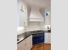 Plain & Fancy Frameless Cascade White and Natural Walnut Cabinetry
