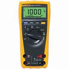 Fluke 77 Iv Industrial Digital Multimeter 77 4