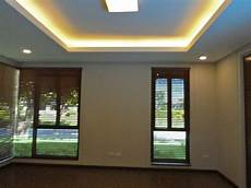 Drop Ceiling Cove Lighting Light And Air Night And Day Try Incorporating A Ceiling