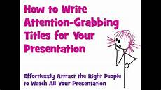 Cover Letter Attention Grabber How To Write An Attention Grabber Examples Of A Grabber