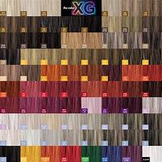 Paul Mitchell Inkworks Color Chart Paul Mitchell Xg The Color Shades Patchwork Paul