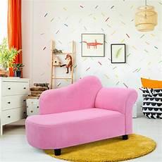 pink sofa armrest chair lounge coral fleece