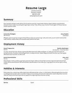 Totally Free Resume Builder And Download Free Resume Builder Resume Templates To Edit Amp Download