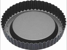 MasterClass Non Stick 20cm Raised Flan Tin   Bakeware