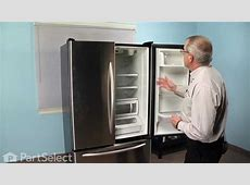 Refrigerator Repair   Replacing the Water Filter Bypass