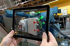 Augmented Reality Uses Virtual And Augmented Reality For Smart Buildings