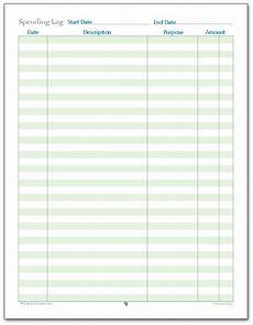 Spending Template A Few More Finance Printables To Help You Stay On Track