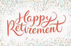 Happy Retirement Banner Printable 6 Retirement Party Banner Designs Amp Templates Psd