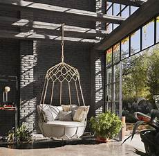 gravity outdoor swing sofa with a luxurious design digsdigs