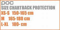 Poc Vpd Size Chart Veste De Protection Poc Spine Vpd 2 0 Jacket 2018