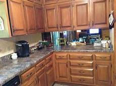 kitchen cabinets refinished with rust oleum cabinet
