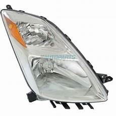 2006 Prius Light Assembly Right Side Halogen Head Light Assembly Fits 2004 2006