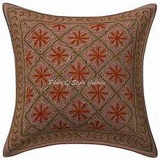 stylo culture ethnic settee sofa throw pillow cover 16 x