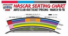Berlin Raceway Seating Chart Maps Auto Club Speedway