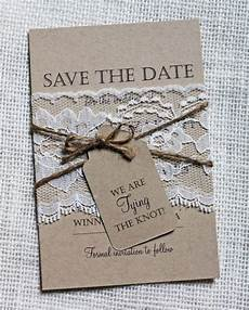 Wedding Save The Date Invitations Unique 5 Rustic Save The Date Ideas To Inspire You