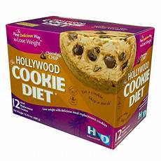 cookie diet 8 boxes chocolate chip