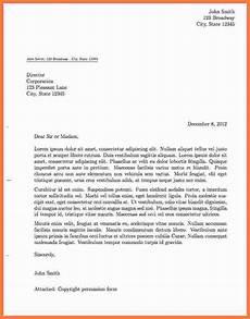 Sample Letter Heading 6 Formal Letter Heading Marital Settlements Information