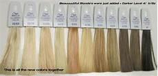 Wella Toner Chart Illumina Hair Color By Wella Killerstrands Hair Clinic