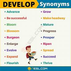 Synonym For Detail Oriented Develop Synonym List Of 105 Synonyms For Develop With