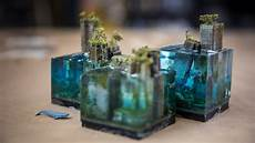 City Lights Palastic How To Make Miniature Underwater Dystopian Cityscapes