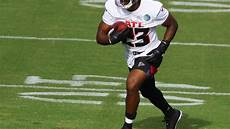 Falcons Rb Depth Chart Falcons 2020 Depth Chart Brian Hill Listed As No 2 Rb