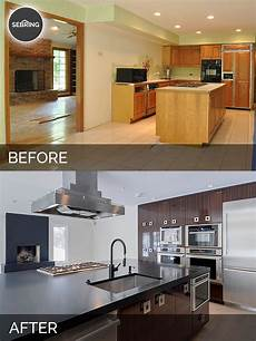jeff betsy s kitchen before after pictures home