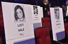 People S Choice Awards 2016 Seating Chart Of Celebrities