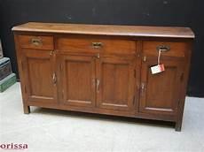 mobili credenze basse credenza bassa coloniale in legno di teak l2c3 orissa