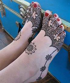 Feet Designs 20 Inspired Foot Mehndi Designs For Your Beautiful Feet