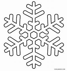 snowflake coloring page free on clipartmag