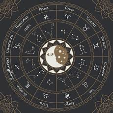 Zodiac Personality Chart Personality Traits That Moon Sign Charts Reveal