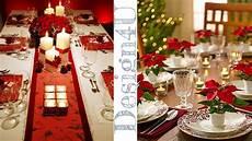 come addobbare la tavola di natale fai da te come addobbare la tavola a natale table decoration