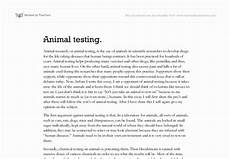 Animal Rights Argumentative Essay Animal Cruelty Essay Outline Unique The Right To