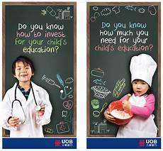 portfolio uob education caign advertising agency in
