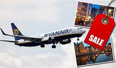 Ef9 Lights Ryanair Cheap Flights Airline Launches Huge Sale On Two