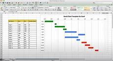 Gantt Chart Template Word Doc Top 10 Best Excel Gantt Chart Templates For Microsoft