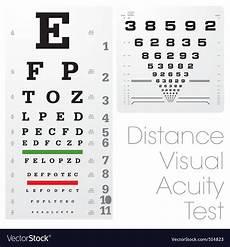 Where To Buy Snellen Eye Chart Snellen Eye Chart Royalty Free Vector Image Vectorstock