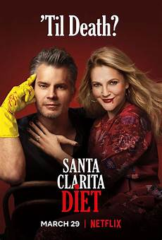 santa clarita diet season 3 reveals a new trailer and poster