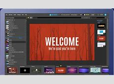 Top 7 Multimedia Presentation Software to Create Animated