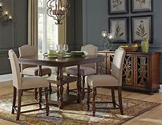 baxenburg counter height dining room set casual dining