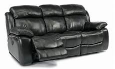 flexsteel latitudes como power reclining sofa