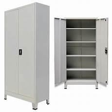 locker storage cabinet steel 2 door office school