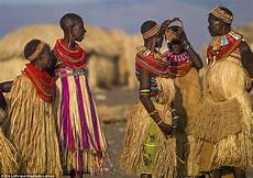 meet africa s bravest tribe impression tribal outfit