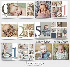 My First Year Photo Album 76 Best Baby S First Year Book Images On Pinterest Photo