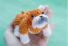 amigurumi dog bulldog amigurumi pattern crochet by kseniczka craftsy