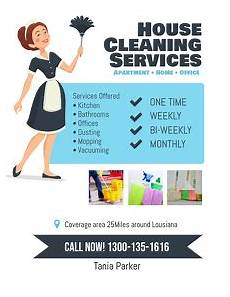 Cleaning Leaflet Template Customize 450 Cleaning Service Flyer Templates Postermywall
