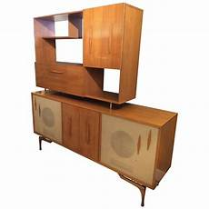 sensational mid century modern stereo cabinet and bar